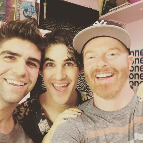 soproud - Who saw Darren in Hedwig and the Angry Inch on Broadway? - Page 2 Tumblr_nr6ddakFZF1qbqtkso1_500
