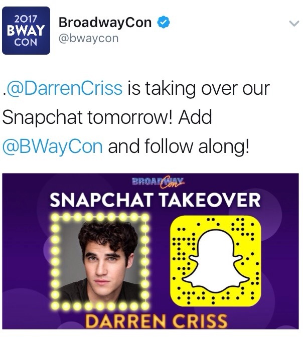 TonyAwards2017 - Darren's Miscellaneous Projects and Events for 2017 Tumblr_okd7fuBPPX1ubd9qxo1_1280