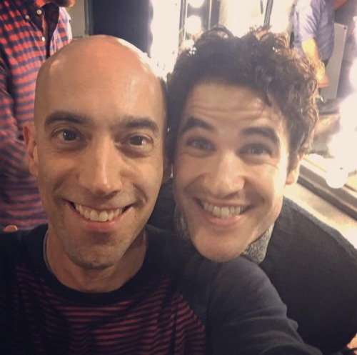 darrencriss -  Darren Appreciation Thread: General News about Darren for 2016  - Page 16 Tumblr_oi9pryabY41uetdyxo2_500
