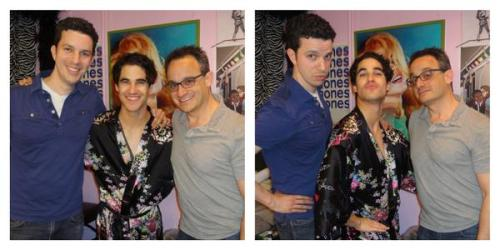 soproud - Who saw Darren in Hedwig and the Angry Inch on Broadway? - Page 2 Tumblr_nr2qq92gqi1r4gxc3o1_500