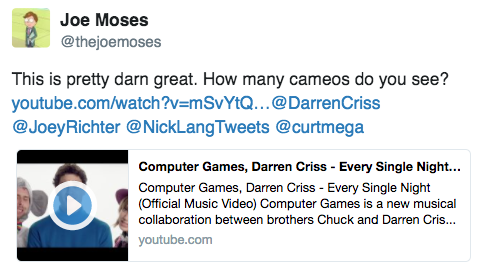 darrencriss - Music by Computer Games (Darren and Chuck's Band) - Page 7 Tumblr_oqbjybCa1P1uetdyxo1_500