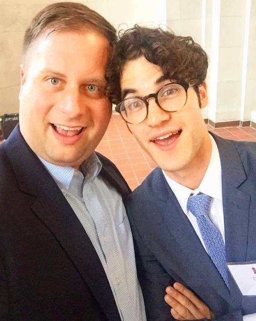 blaineanderson -  Darren Appreciation Thread: General News about Darren for 2016  - Page 7 Tumblr_obgv6ioTHQ1uetdyxo1_500