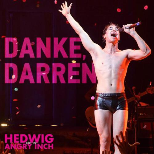 HedwigOnBwaytoday - Fan Comments and Reviews, and Comments from others, who saw Darren in Hedwig and the Angry Inch on Broadway  - Page 3 Tumblr_nrqyd5xSmc1r4gxc3o1_500