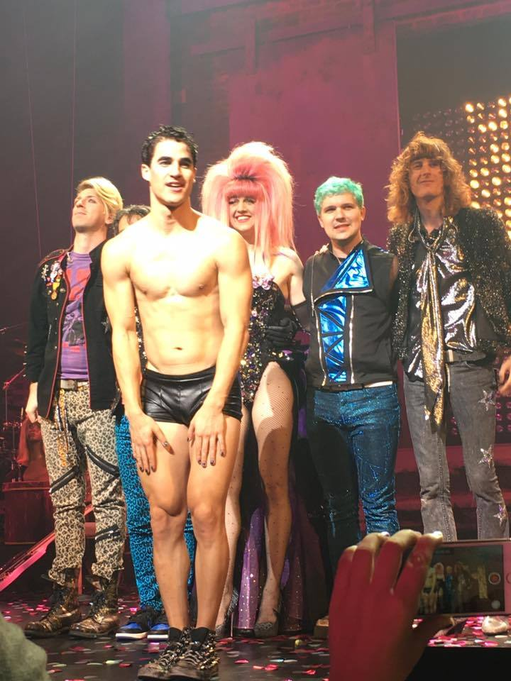 goblue - Fan Reviews, Media Reviews, and comments from members of the Media, about Darren in Hedwig and the Angry Inch--SF and L.A. Tour  Tumblr_oeq8pnw7hG1uetdyxo7_r1_1280
