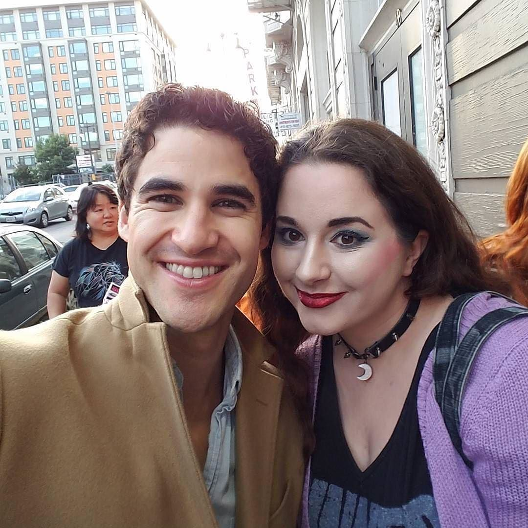 Topics tagged under stagedoor on Darren Criss Fan Community Tumblr_ofomm29wtA1ubd9qxo1_1280