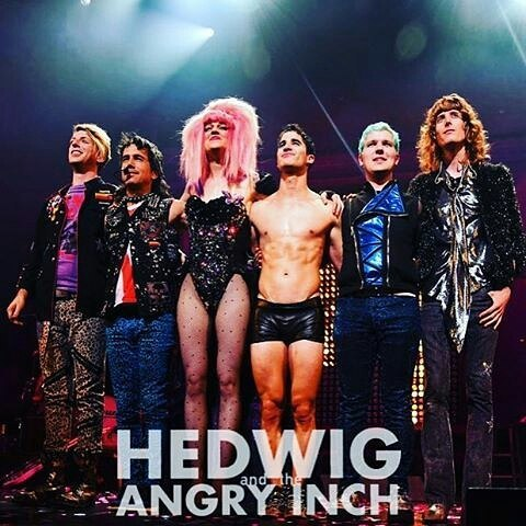 loveeachother - Fan Reviews, Media Reviews, and comments from members of the Media, about Darren in Hedwig and the Angry Inch--SF and L.A. Tour  - Page 3 Tumblr_ofvo48Sjdd1ubd9qxo1_500