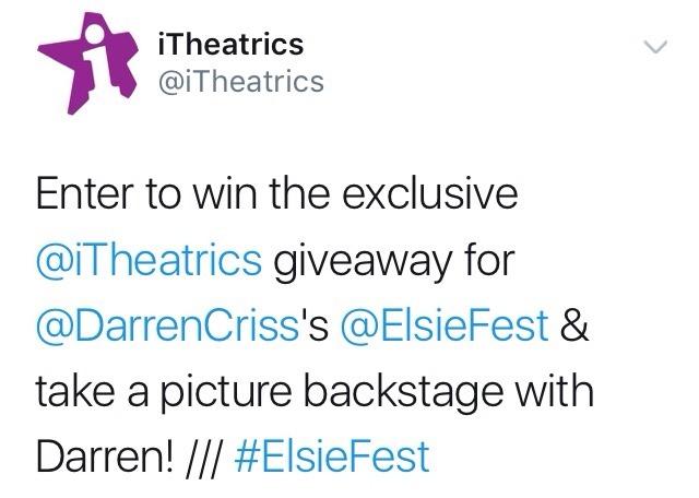 Tomorrow - Elsie Fest 2017 - Page 2 Tumblr_owlgidpQwn1ubd9qxo1_1280