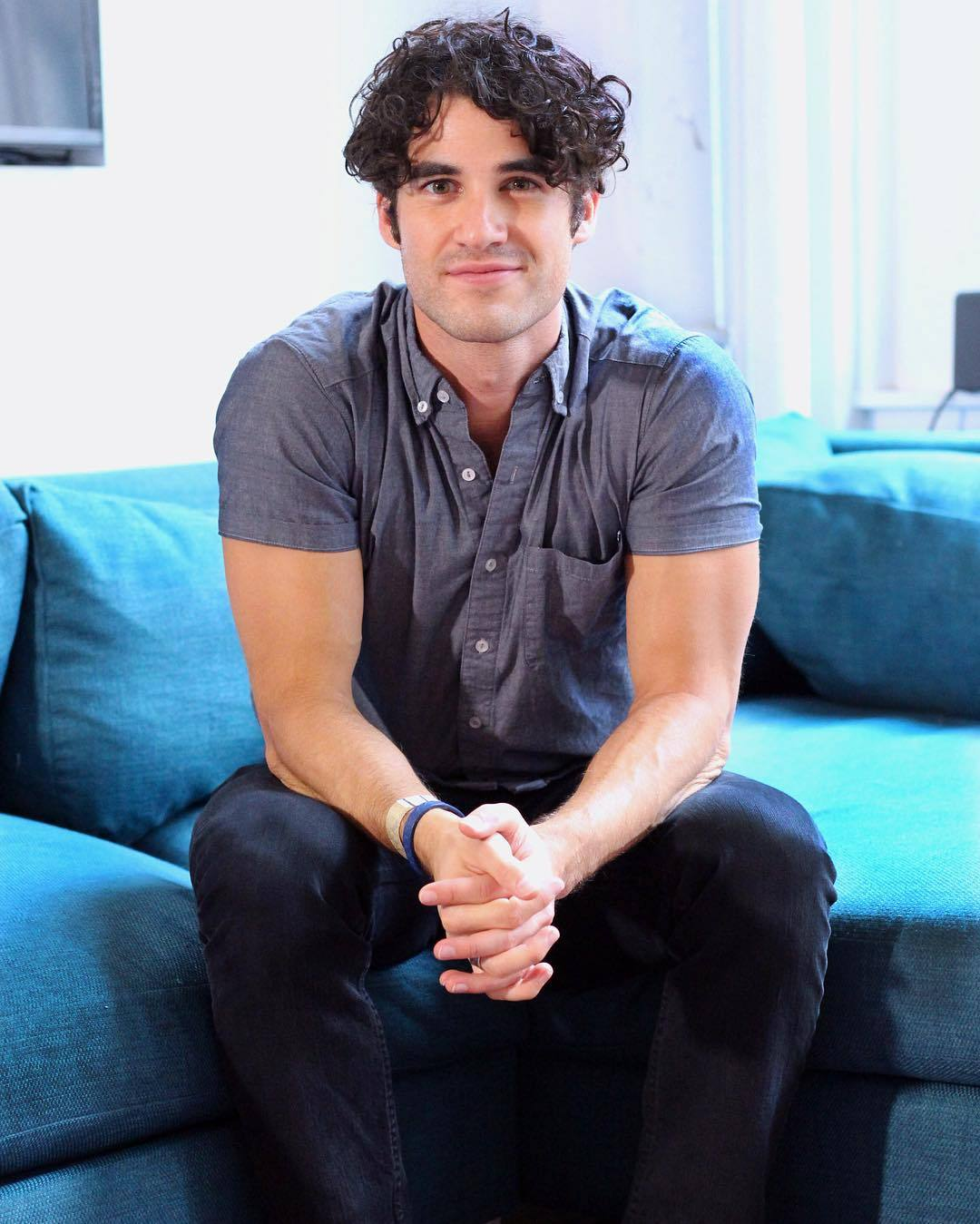 Nyc -  Darren Appreciation Thread: General News about Darren for 2016  - Page 11 Tumblr_oeaezbfdia1uetdyxo1_1280