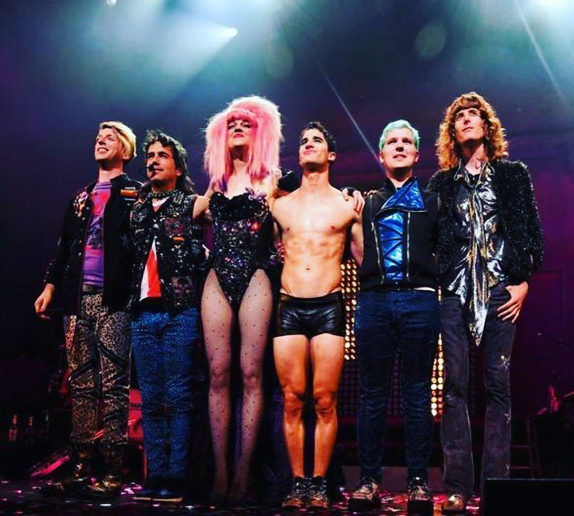 epic - Fan Reviews, Media Reviews, and comments from members of the Media, about Darren in Hedwig and the Angry Inch--SF and L.A. Tour  - Page 3 Tumblr_ofv6q9yABM1uetdyxo2_1280