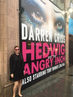 Fan Reviews, Media Reviews, and comments from members of the Media, about Darren in Hedwig and the Angry Inch--SF and L.A. Tour  - Page 3 Tumblr_of5dnsMyTI1qjw72yo1_250