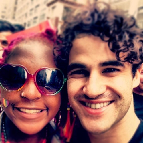Topics tagged under pridenyc on Darren Criss Fan Community Tumblr_nqpthmGtLg1r4gxc3o1_500