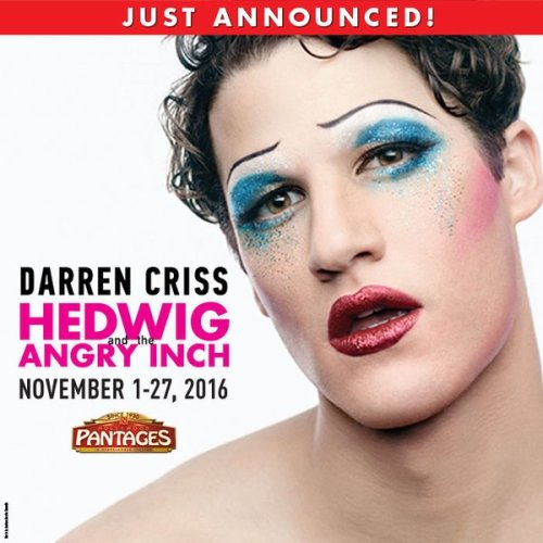 hedwigram - The Hedwig and the Angry Inch Tour in SF and L.A. (Promotion, Pre-Performances & Miscellaneous Information) Tumblr_o6xfekff0p1uetdyxo1_500