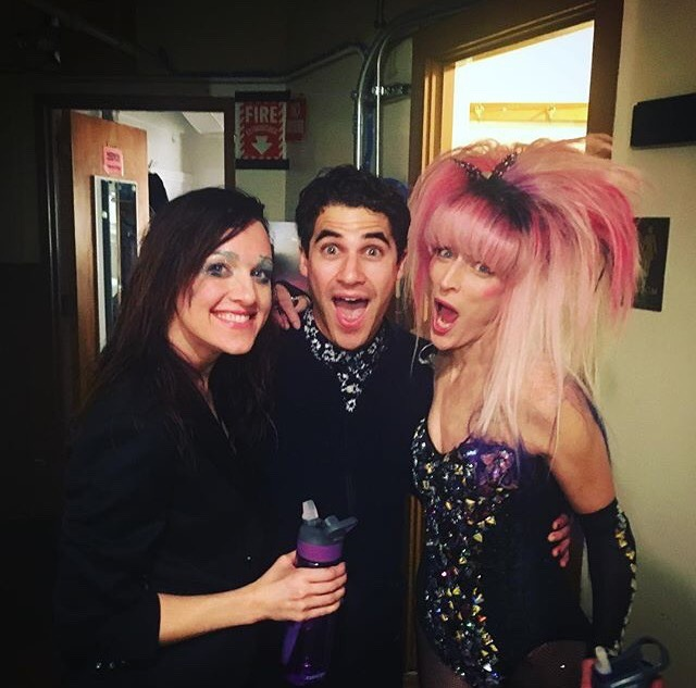 "HEDWIGTOUR - Pics, gifs, media videos, curtain call videos, stage door videos, and posts of ""who saw Darren"" in Hedwig and the Angry Inch--SF and L.A. (Tour),  - Page 3 Tumblr_oez2mzkba51vhvykho1_1280"