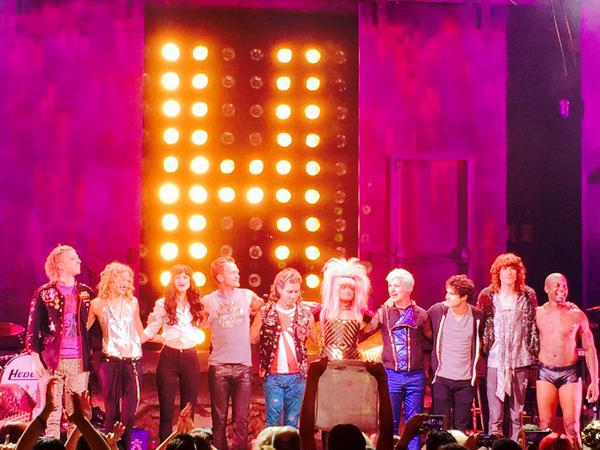 darrenishedwig - Pics and gifs of Darren in Hedwig and the Angry Inch on Broadway. - Page 2 Tumblr_numy20G7WN1qbqtkso1_1280
