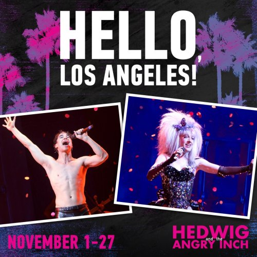 broadway - The Hedwig and the Angry Inch Tour in SF and L.A. (Promotion, Pre-Performances & Miscellaneous Information) - Page 2 Tumblr_ocdgrgdInF1uetdyxo1_500