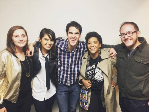 loveeachother - Fan Reviews, Media Reviews, and comments from members of the Media, about Darren in Hedwig and the Angry Inch--SF and L.A. Tour  - Page 7 Tumblr_ohavtzveEY1uetdyxo2_500