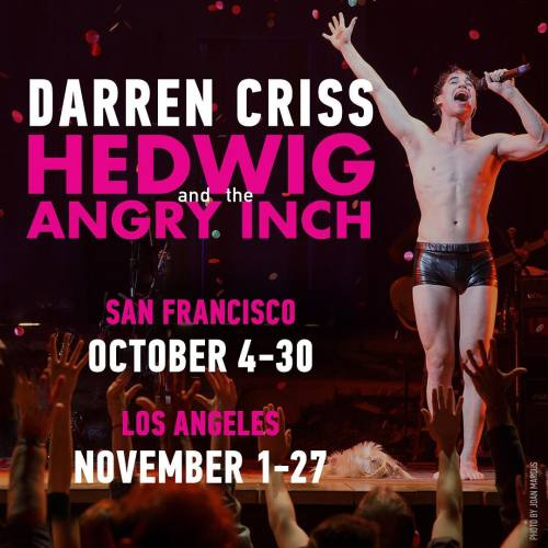sanfrancisco - The Hedwig and the Angry Inch Tour in SF and L.A. (Promotion, Pre-Performances & Miscellaneous Information) Tumblr_o6x42rNQwq1uetdyxo1_500