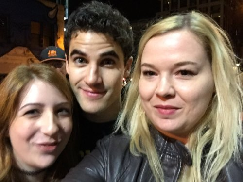 "Pics, gifs, media videos, curtain call videos, stage door videos, and posts of ""who saw Darren"" in Hedwig and the Angry Inch--SF and L.A. (Tour),  - Page 2 Tumblr_oeknk6vcbr1uetdyxo1_500"