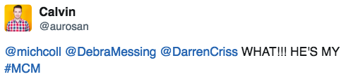 imwithher -  Darren Appreciation Thread: General News about Darren for 2016  - Page 7 Tumblr_ob08mkyulG1uetdyxo3_500