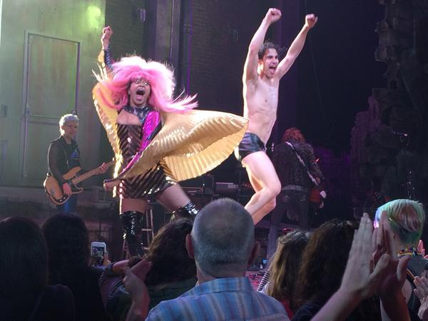 FlaggetryWithAnnMargretBonus - Fan Comments and Reviews, and Comments from others, who saw Darren in Hedwig and the Angry Inch on Broadway  - Page 2 Tumblr_nqomaaIWdC1r4gxc3o1_1280