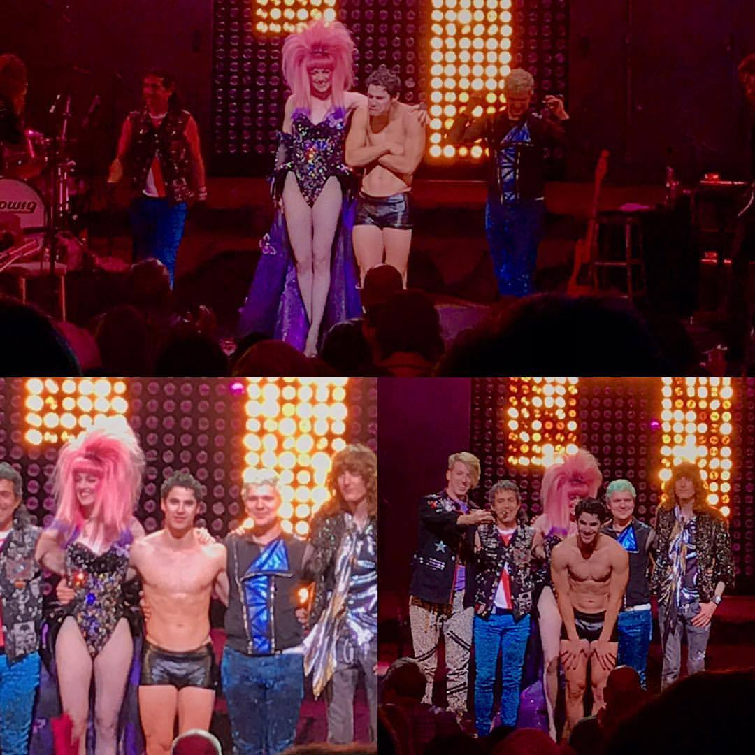 loveeachother - Fan Reviews, Media Reviews, and comments from members of the Media, about Darren in Hedwig and the Angry Inch--SF and L.A. Tour  - Page 3 Tumblr_ofogi1ZavG1r0rx8mo1_1280