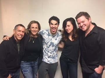 "cuter - Pics, gifs, media videos, curtain call videos, stage door videos, and posts of ""who saw Darren"" in Hedwig and the Angry Inch--SF and L.A. (Tour),  - Page 7 Tumblr_ogyw6iF7cO1ubd9qxo2_400"