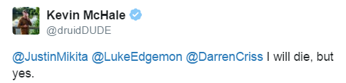 hansen -  Darren Appreciation Thread: General News about Darren for 2016  Tumblr_o87i9a8GkH1uetdyxo4_500