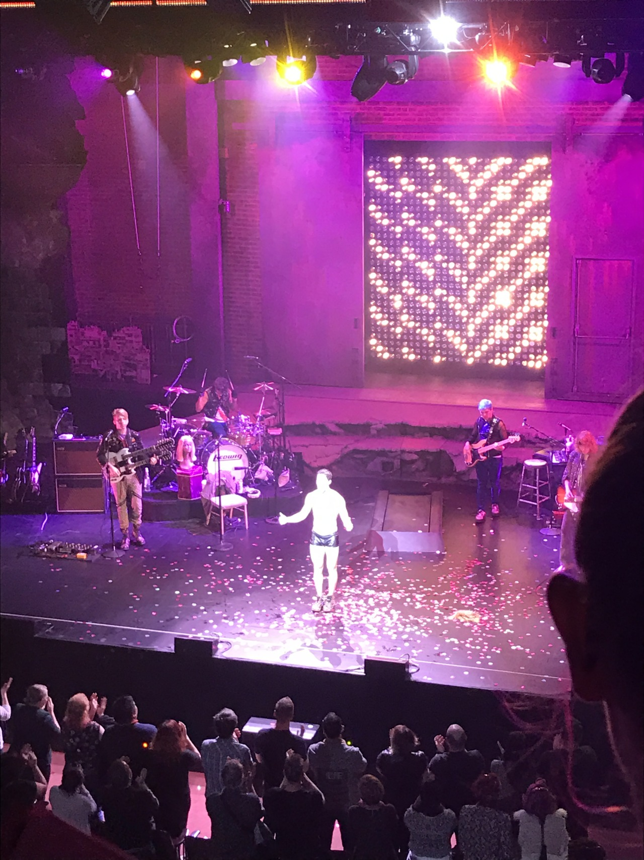 "eltonjohn - Pics, gifs, media videos, curtain call videos, stage door videos, and posts of ""who saw Darren"" in Hedwig and the Angry Inch--SF and L.A. (Tour),  Tumblr_oegewwWZKK1qki6k1o8_1280"