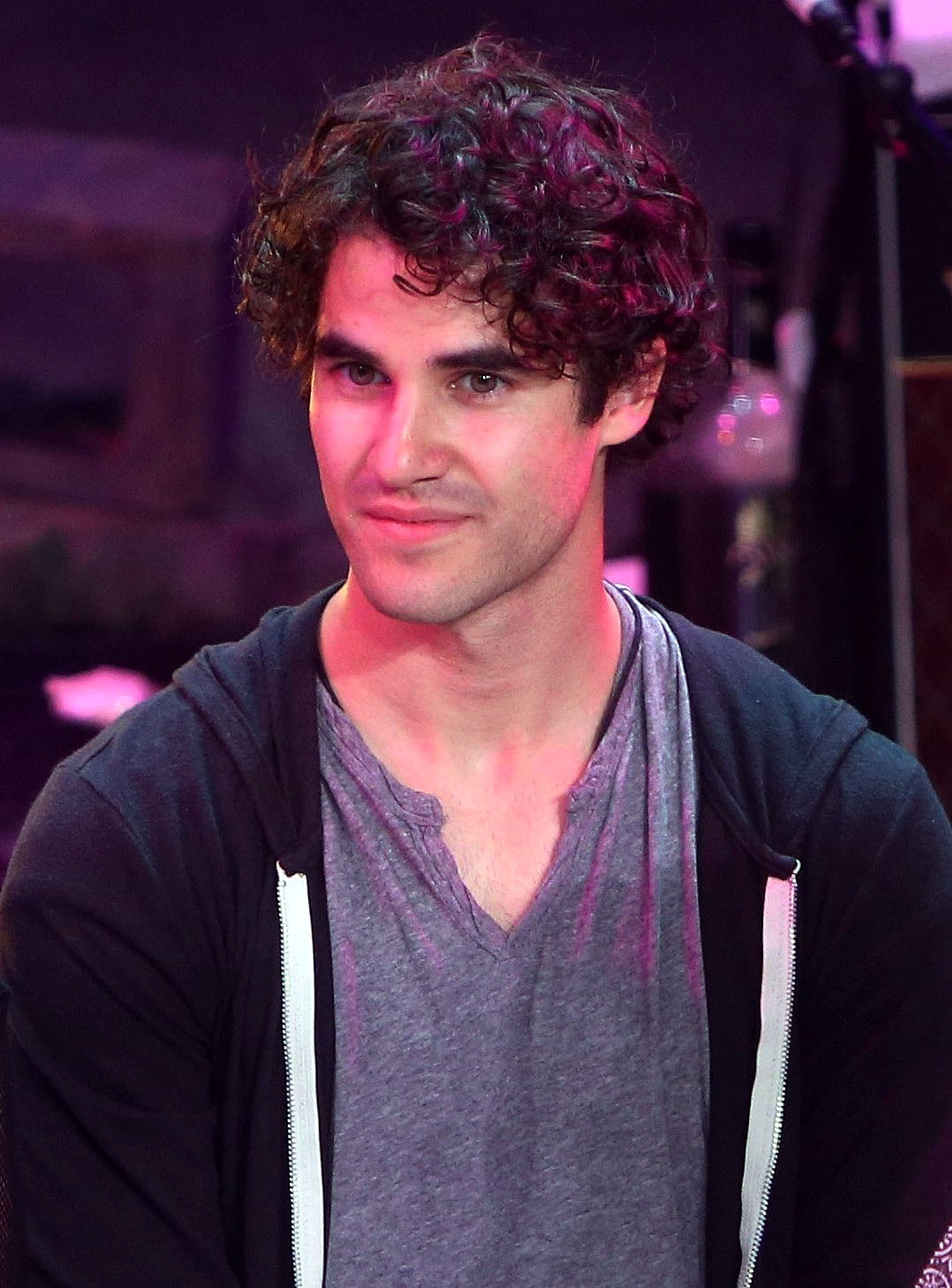 darrenishedwig - Pics and gifs of Darren in Hedwig and the Angry Inch on Broadway. - Page 2 Tumblr_nund7cW3XO1qg49w0o1_1280