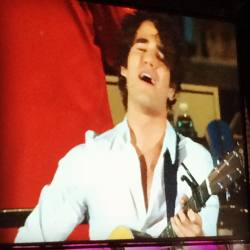 DARRENCRISS - The Little Mermaid at the Hollywood Bowl on June 3, 4, and 6, 2016 Tumblr_o88hegw12j1uetdyxo2_250