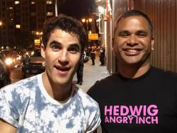 broadwaymusical - Fan Reviews, Media Reviews, and comments from members of the Media, about Darren in Hedwig and the Angry Inch--SF and L.A. Tour  Tumblr_oeq8k7sMjR1uetdyxo2_250