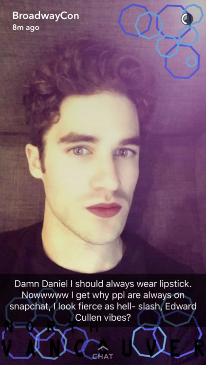 actor - Darren's Miscellaneous Projects and Events for 2017 Tumblr_okery9c5PR1ubd9qxo1_500