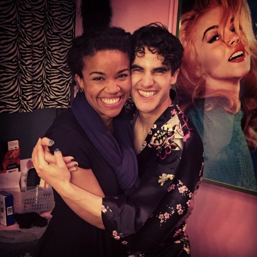 soproud - Who saw Darren in Hedwig and the Angry Inch on Broadway? Tumblr_noqgldddmB1r4gxc3o1_500