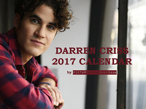 heforshe - Darren Appreciation Thread: General News about Darren for 2017 Tumblr_oj7uztZO6Q1qfx8cxo2_500