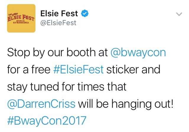 Topics tagged under bwaycon2017 on Darren Criss Fan Community Tumblr_okgaixQdjD1ubd9qxo1_1280