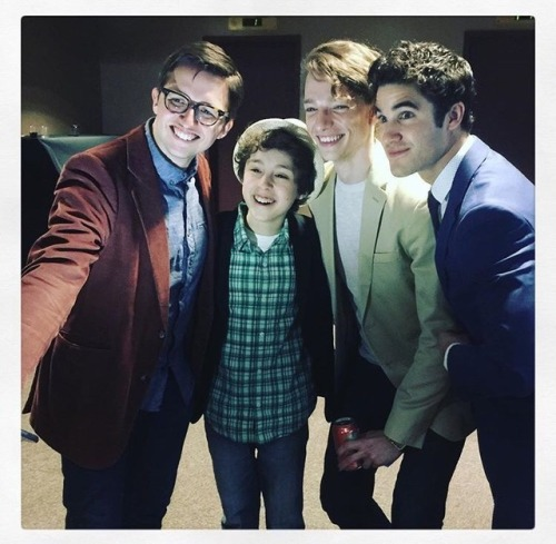 Topics tagged under willroland on Darren Criss Fan Community Tumblr_opq46irOsr1uetdyxo1_500