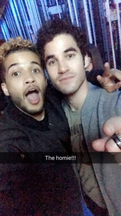 Music -  Darren's Charitable Work for 2017 Tumblr_oo039nqv1H1uetdyxo1_500