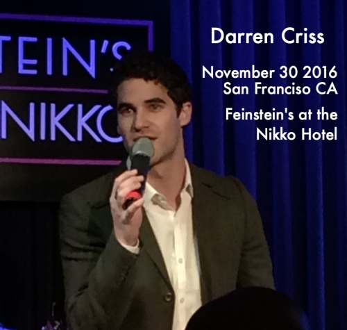 darrencriss - Darren's Concerts and Other Musical Performances for 2016 - Page 2 Tumblr_ohj8k4TkgY1sa01xno1_500