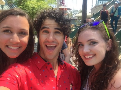 Topics tagged under disneyscaliforniaadventure on Darren Criss Fan Community Tumblr_ob73xbn2ed1uetdyxo2_500