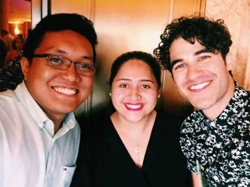 imwithher -  Darren Appreciation Thread: General News about Darren for 2016  - Page 5 Tumblr_o9xfocEHVw1uetdyxo1_500