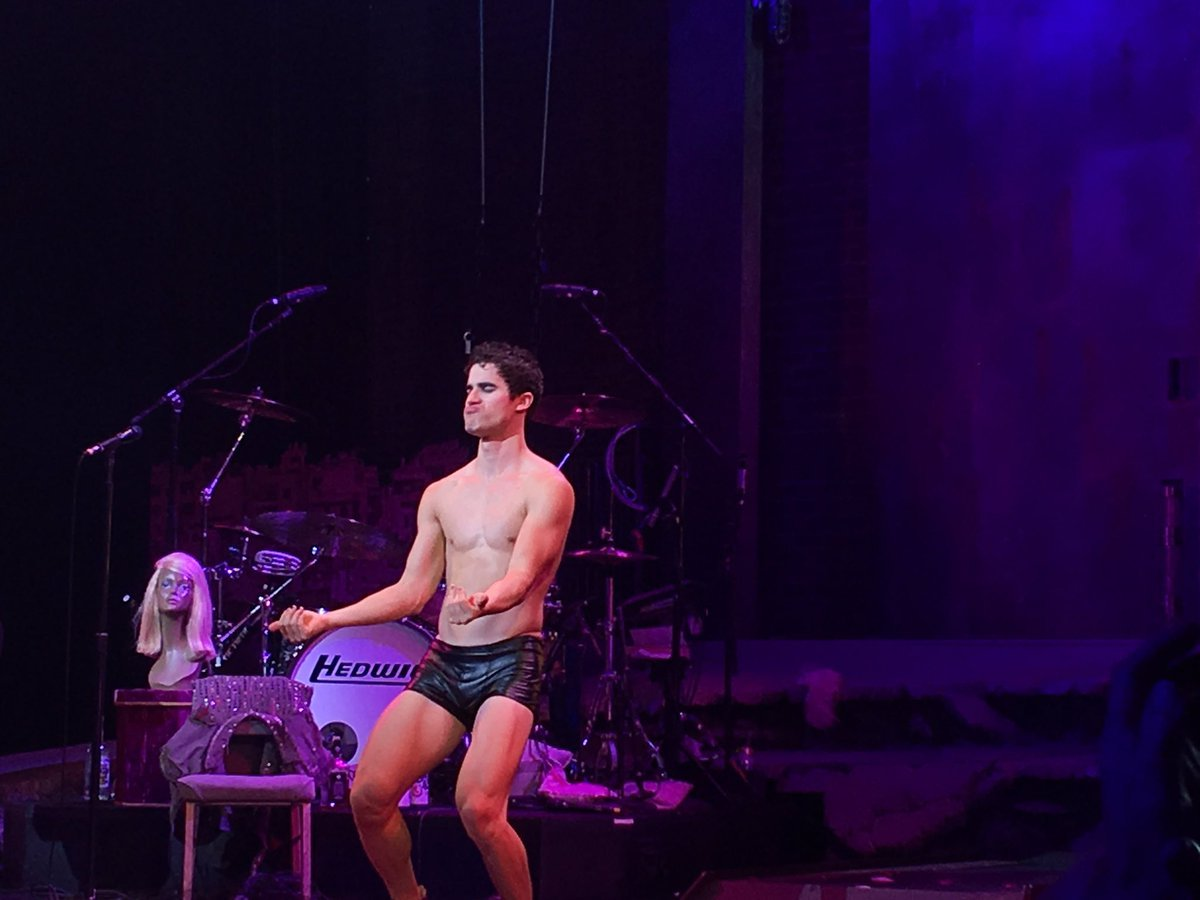 "BornEntertainer - Pics, gifs, media videos, curtain call videos, stage door videos, and posts of ""who saw Darren"" in Hedwig and the Angry Inch--SF and L.A. (Tour),  - Page 4 Tumblr_ofi1ow5Cxv1uetdyxo3_1280"