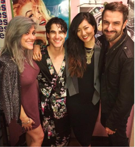 badapplesinthebigapple - Who saw Darren in Hedwig and the Angry Inch on Broadway? Tumblr_npqhjdvaB01qj5150o1_500