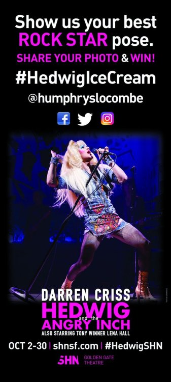 lgbtq - The Hedwig and the Angry Inch Tour in SF and L.A. (Promotion, Pre-Performances & Miscellaneous Information) - Page 5 Tumblr_oejioiydO21uetdyxo1_500