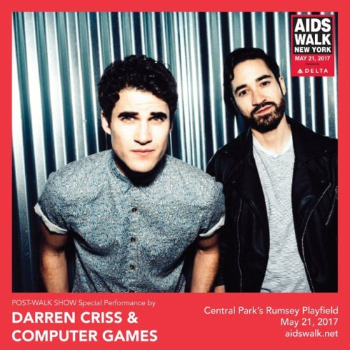 darrencriss - Music by Computer Games (Darren and Chuck's Band) - Page 7 Tumblr_oq4sk2WMXy1uetdyxo1_500
