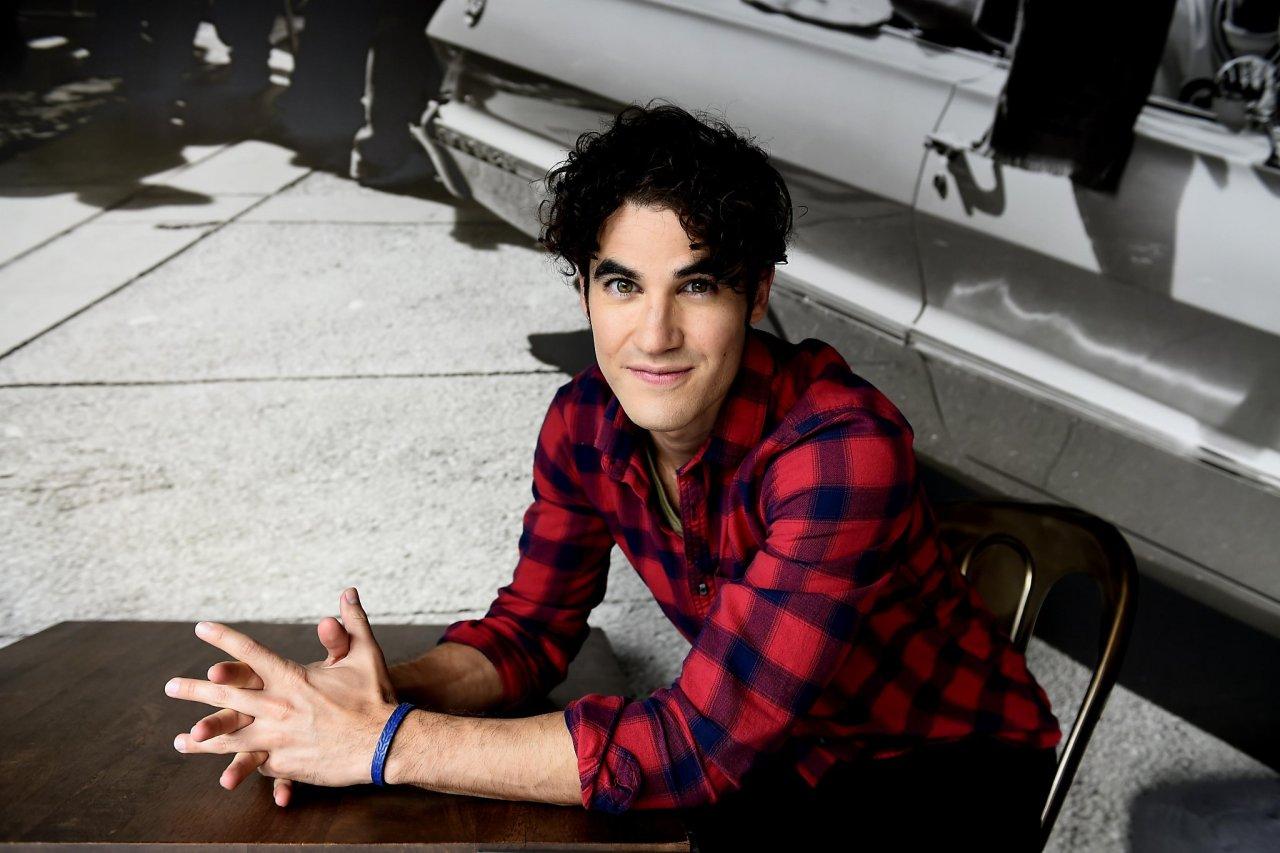 soproud - Photos/Gifs of Darren in 2016 - Page 2 Tumblr_ocoad7n5tt1u4l72go7_1280