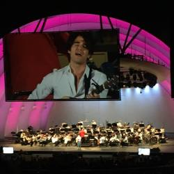 DARRENCRISS - The Little Mermaid at the Hollywood Bowl on June 3, 4, and 6, 2016 Tumblr_o88hegw12j1uetdyxo8_r1_250