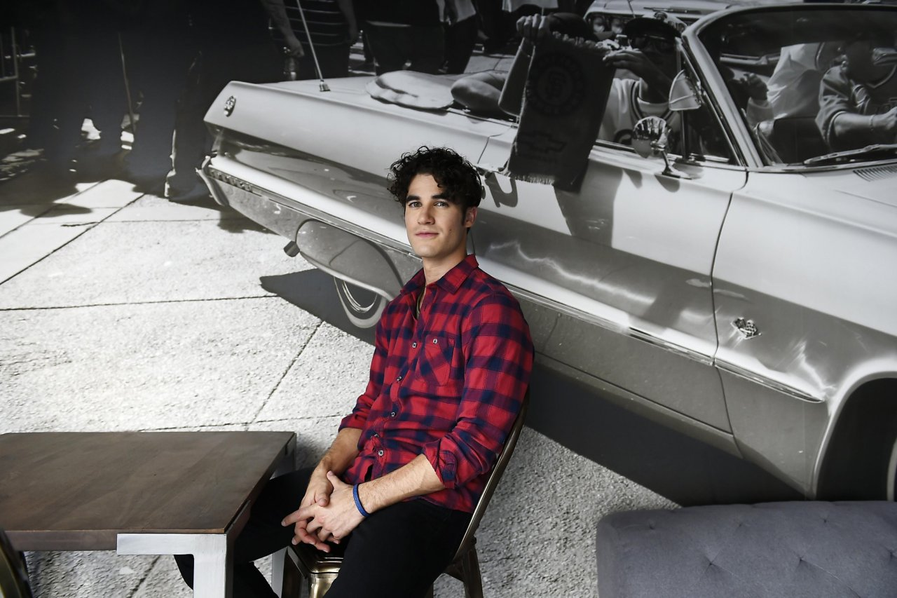 Photos/Gifs of Darren in 2016 - Page 2 Tumblr_ocoad7n5tt1u4l72go6_1280