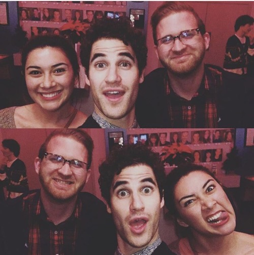 darrencriss -  Darren Appreciation Thread: General News about Darren for 2016  - Page 16 Tumblr_oi9q6pYIWP1uetdyxo1_500