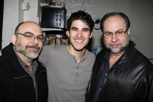 Reviews and Comments from the Media (and from members of the media) about Darren in Hedwig and the Angry Inch on Broadway Tumblr_nocrwgZBS61r4gxc3o1_r2_500