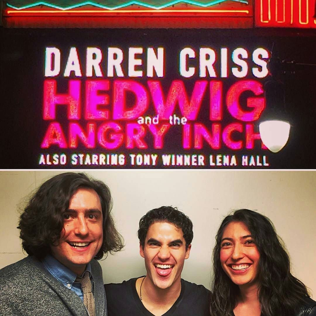 absolutlyfabulous - Fan Reviews, Media Reviews, and comments from members of the Media, about Darren in Hedwig and the Angry Inch--SF and L.A. Tour  - Page 6 Tumblr_ogrzk7t6bc1ubd9qxo1_1280